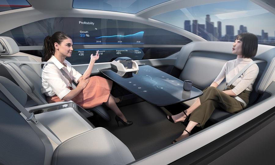 Автономни автомобили
