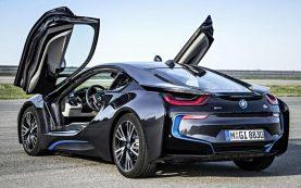 BMW i8 Plug in hibryd