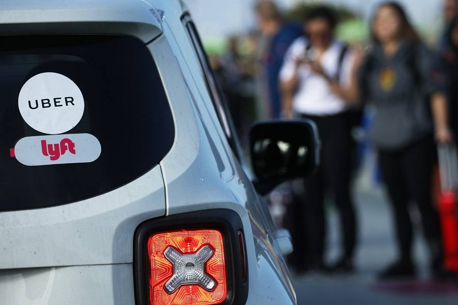 Кола на Uber и Lyft