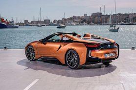 електромобили BMW i8