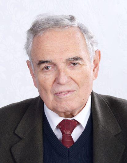 доцент Георги Лафчиев - Главен редактор